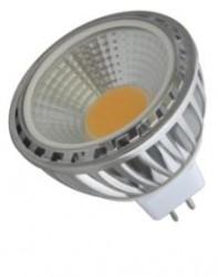 Heathfield LED MR16 COB, 5W, 6000K, 90D, Not Dimmable