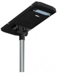 ISL4 Solar LED Street Light, 40W, 6000lm, IP65, PIR & Photocell