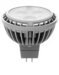 Verbatim LED MR16, 7W, Warm White, 12VAC/DC, *DIMMABLE*