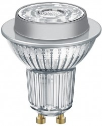 Osram LED GU10, 9.1W=100W, 3000K, 36D, Non Dimmable