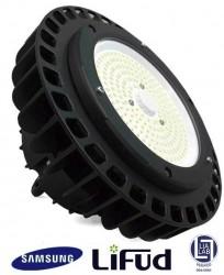 LumiLife LED 150W Essential UFO High Bay, 19500LM, EMERGENCY