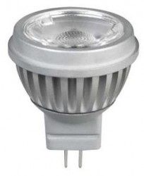 Megaman LED MR11, 4W, 2800K, 36D, Not Dimmable