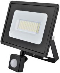 Eveready LED Flood Light, 30W, 4000K, 2400lm, IP44, PIR SENSOR