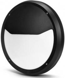 MEGE LED 2D LED Eyelid Bulkhead, 12W, IP65, 5yrs, Microwave
