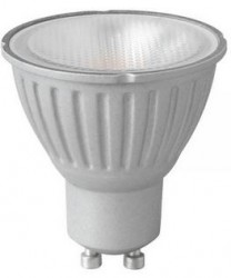 Megaman LED GU10 6W, *DIM-TO-WARM*, 2800K-1800K, 35D, 141806
