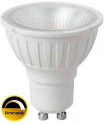Megaman LED PRO GU10 5.5W=50W, 2800K, 36D, Dimmable, 140504