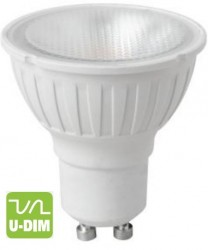 Megaman LED PRO GU10 5.5W=50W, 6500K, 35D, Dimmable, 141728