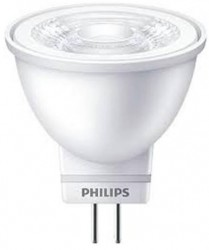Philips CorePro LED MR11 Spot, 2.6W, 2700K, 36D, Not Dimmable