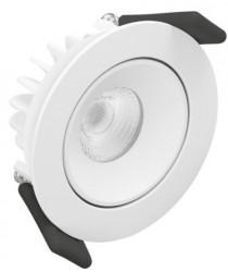 Osram LEDVance Spot, 6.5W Adjust, IP20, 3000K, 68mm cut out