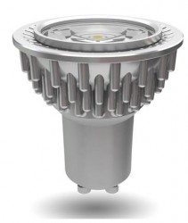 Heathfield LED GU10 PRO, 5W=50W, 4000K, 45D, Dimmable