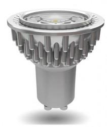 Heathfield LED GU10 PRO, 5W=50W, 4000K, 45D, Dimmable