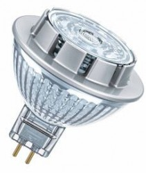 Osram LED MR16, 7.2W=50W, 2700K, 36D, Non Dimmable