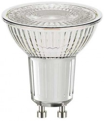 LumiLife LED GU10, GLASS 4W=50W, 5000K, 36D, NOT Dimmable