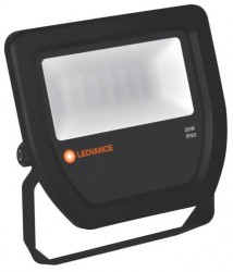 Osram LEDVANCE Floodlight, NEW 20W, 4000K, 2200lm, Black, IP65