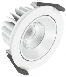Osram LEDVance Spot, 8W Adjust, IP20, 3000K, 83mm cut out