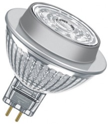 Osram Parathom PRO MR16, 7.8W=43W CRI97, 3000K, Dimmable