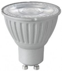 Megaman LED GU10 6W, 600LM, 6500K, DUAL BEAM, Dimmable, 140520