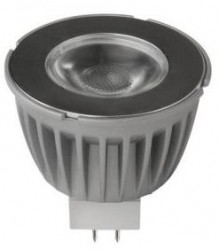 Megaman LED MR16 Spot, 8W, 4000K, 24D, Dimmable