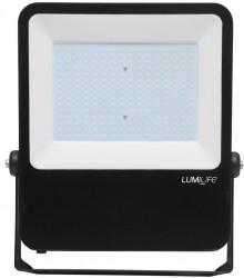 LumiLife SMD LED Flood Light, 200W, 3000K, 24000lm, IP65, 5yrs