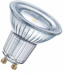Osram LED GU10, 4.3W=50W, 3000K, 120D, Non Dimmable