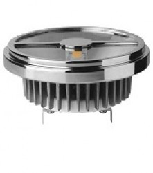 Megaman LED AR111 Spot, 15W, 2800K, 24D, Dimmable