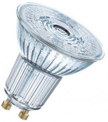 Osram LED GU10, 6.9W=80W, 3000K, 36D, Non Dimmable