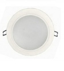 LED Downlight, 18W, 1200LM, Microwave & Daylight Sensors