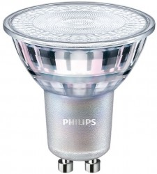 Philips Master LED VALUE GU10, 7W=80W, 3000K, 36D, Dimmable
