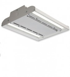 GE LED Albeo High Bay, IP20, 96W, 4000K, 10800lm, 1-10V Dimming