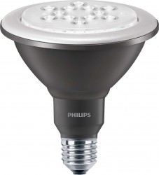 Philips Master LED PAR38 Spot, 5.5W=60W, 2700K, 25D, Dimmable
