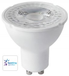 Megaman LED GU10, 4W=35W, 2800K, 35D, Not Dimmable, 141910