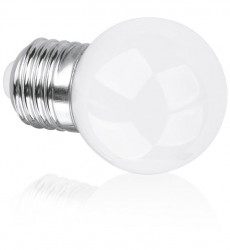 Aurora Enlite LED Golf, 5W, 370lm, 2700K, Opal, E27, Dimmable