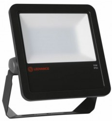 Osram LEDVANCE Floodlight, NEW 70W, 3000K, 7300lm, Black, IP65
