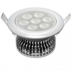 CQ212 LED Downlight, 4000K, 24W, 2000lm