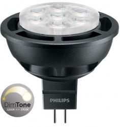 Philips Master LED MR16, 6.5W=35W, 24Deg, *DIMTONE*