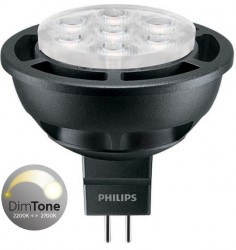Philips Master LED MR16, 6.5W=35W, 36Deg, *DIMTONE*