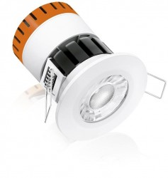 Aurora Enlite E8 Fire-Rated IP65 Downlight, 8W, Dimmable, 4000K