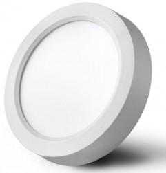 LEDVance 6W LED Surface Mount LED Panel, 121mm dia, IP20, 3yrs