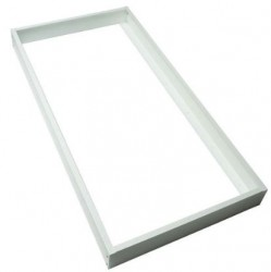 MEGE Surface Mounting Frame for 1200x600 LED Panels