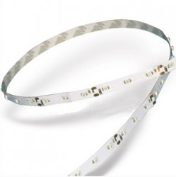5m LED Strip SMD3528 - 60LED/m, 3.6W/m, 12V, 4500K, IP20