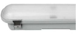 LumiLife LED TriProof 1200mm (4ft), 18W, 2300lm, IP65, Emergency