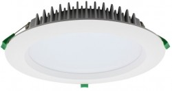 LUMiLife LED Downlight, 45W, IP20, Not Dimmable, 230-260mm Cutout