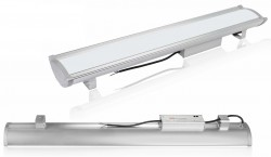 MEGE LED *NEW GEN2* Linear High Bay Fitting, 160W, 20800LM, 5yrs