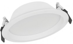 LEDVance LED Downlight IP44, 14W, 6500K, 1330lms, 150mm hole, DALI