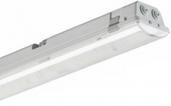 Sylvania SYLPROOF Superia LED G3, IP65, 1200mm Twin, 36W, 4000K