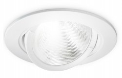 Philips LuxSpace Accent LED Downlight, ADJUSTABLE 3200LM