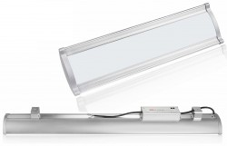 MEGE LED *NEW GEN2* Linear High Bay Fitting, 80W, 10400LM, 5yrs