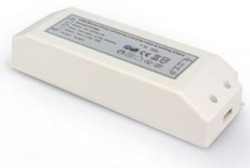 Dimmable 30W LED Transformer / Driver, 12V Output, IP20
