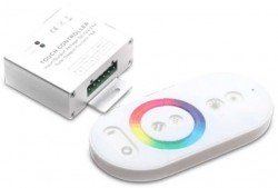 RGB Remote Control (Touch Dial) for LED Strip Lighting