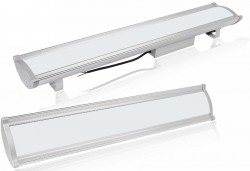 MEGE LED *NEW GEN2* Linear High Bay Fitting, 200W, 26000LM, 5yrs